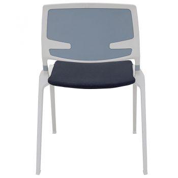 Royal Chair, Rear View