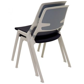Royal Chair, Stacking, Rear View