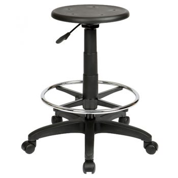 Industrial Drafting Office Stool