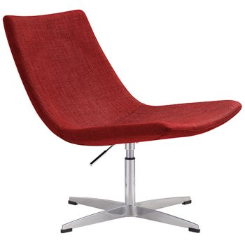 Red Reception Lounge office chair