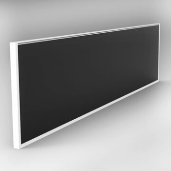 Modular Express Desk Mount Screen Divider