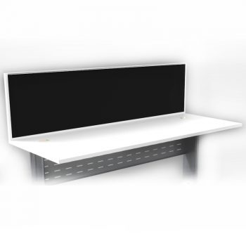 Modular Express Desk Mounted Screen Divider