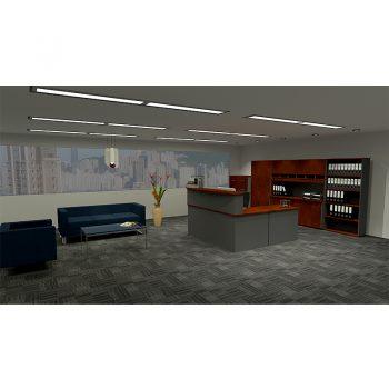 Reception Area Setting
