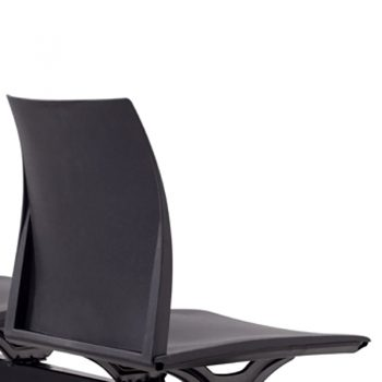 Rift Chair, Reinforced Back Detail