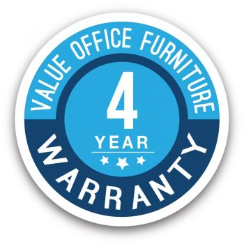 Value Office Furniture 4 Year Warranty