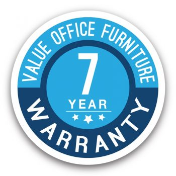 Value Office Furniture 7 Year Warranty