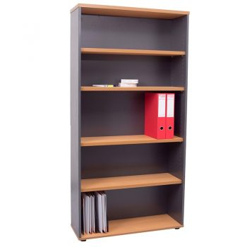 Corporate Bookcase, 1800mm high x 900mm wide x 315mm deep