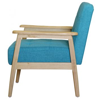 Daniela Arm Chair, Left Side
