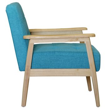 Daniela Arm Chair, Right Side