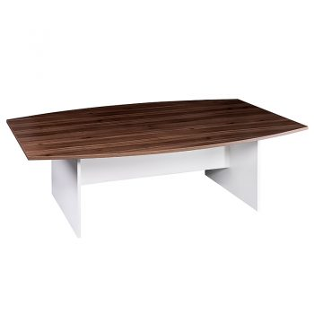 Barrel shape meeting table