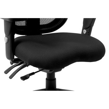 Perry Promesh Chair, Seat Detail