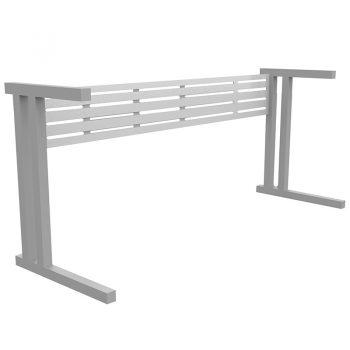 C Leg Desk Frame