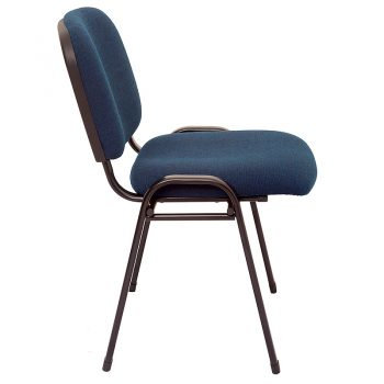 Apollo Visitor Chair, Side View