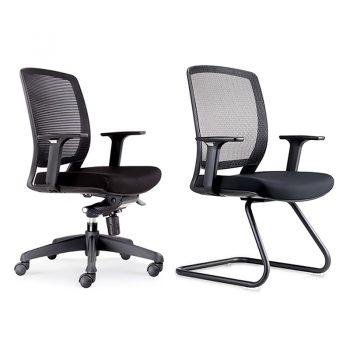 Veee Promesh Chair Range