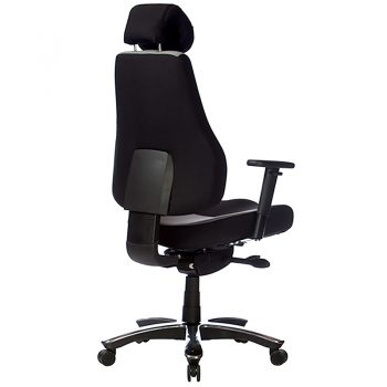 Incorp Heavy Duty Chair, Rear Right View