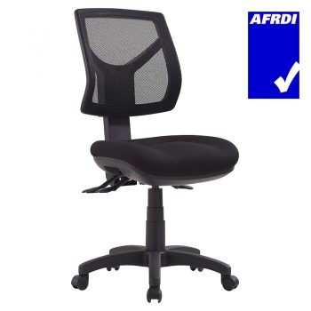 Rio medium back chair
