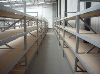 Super Span Extra Heavy Duty Shelving