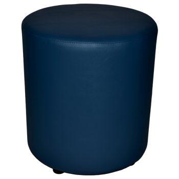 Blue Ottoman