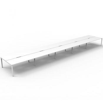 long white bench