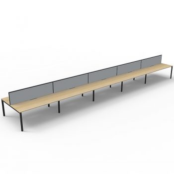 10 desk pod