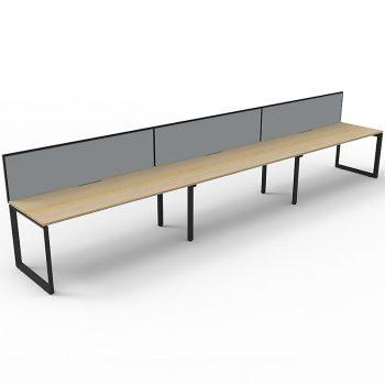 Black Anvil Desk