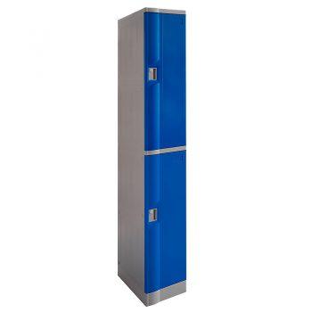 Plastic locker
