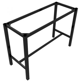 Dry bar table frame