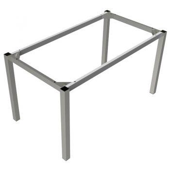 Silver table base