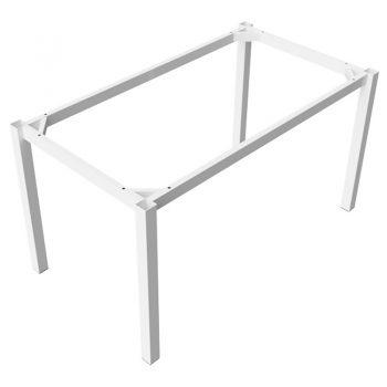 White table base