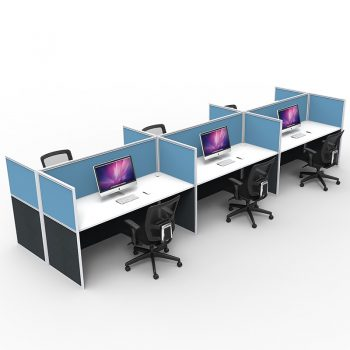 6 desk group