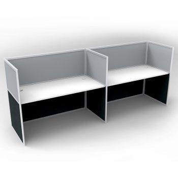 2 desk pod