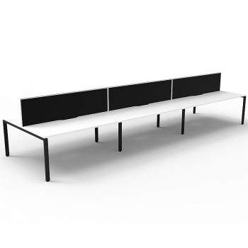 6 desks