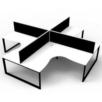 4 Way Desks