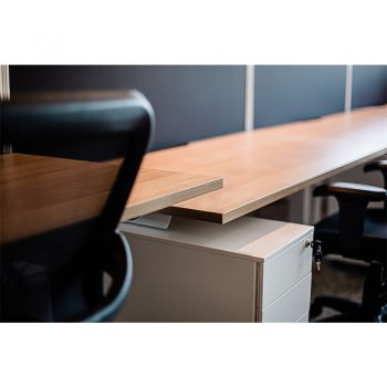 Sydney Electric Height Adjustable Desks, Example 1