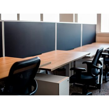 Sydney Electric Height Adjustable Desks, Example 2