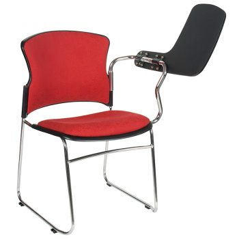Lecture Chair, with Optional Upholstered Seat and Back Pads