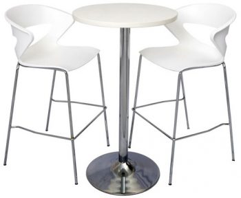 Dry Bar Table and Stools