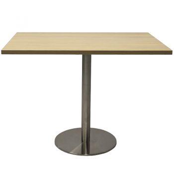 Natural Oak Meeting Table