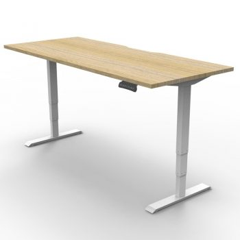 Boost Desk, Natural Oak