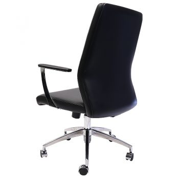 Liam Medium Back Chair, Rear Angle View 2