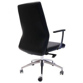 Liam Medium Back Chair, Rear Angle View