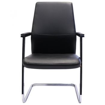 Liam Visitor Chair, Front View