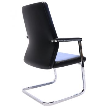 Liam Visitor Chair, Rear Angle View