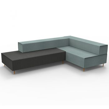 L Shape Seating