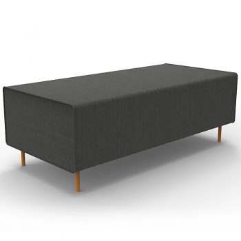 Lulu Ottoman, Charcoal Ash Colour