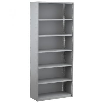 Scope Metal Shelving, Stand Alone Unit