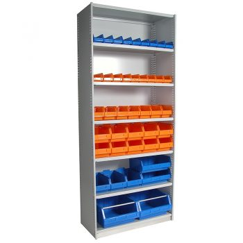 Scope Metal Shelving