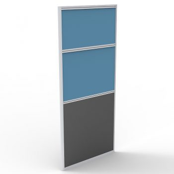 Smart Screen Divider, Blue Fabric