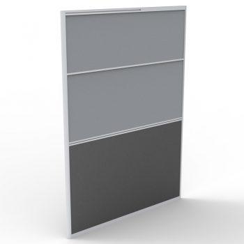 Smart Screen Divider, Grey Fabric