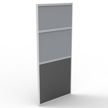 Smart Screen Divider, Grey Fabric Colour